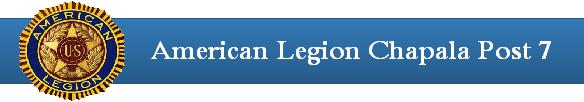 American Legion Chapala Post 7
